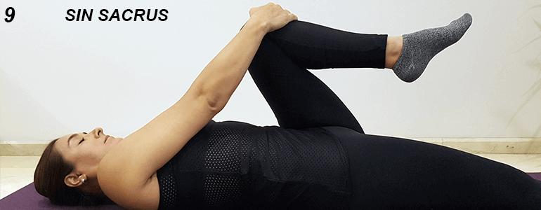 Ejercicio en caso de sufrir de dolor ciático o molestias en caderas y piernas