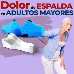 Dolor de espalda en adultos mayores
