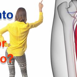 ¿Cuánto dura el dolor ciático? Remedio casero para la ciática